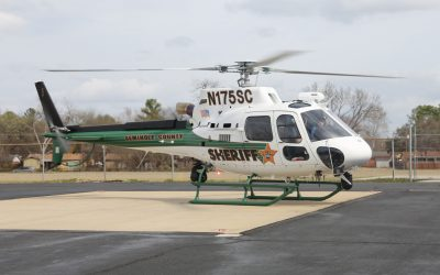 Metro completes H125 for Seminole County