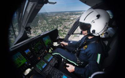 New Avera helicopter helps small town patients in need of emergency care