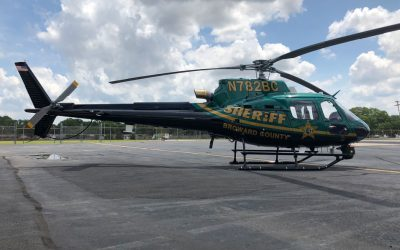 Metro delivers new H125 to Broward County Sheriff's Office