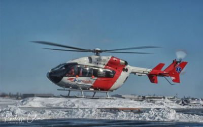 Airmedic acquires EC145e helicopters for air medical transport