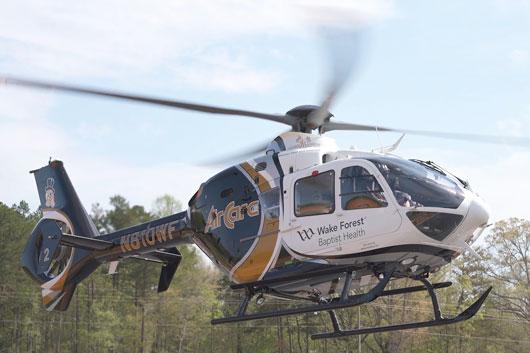 Wake Forest Baptist | Metro Aviation
