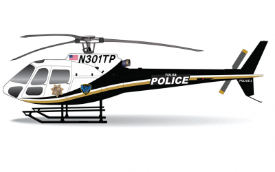 Metro completing new H125 for Tulsa PD
